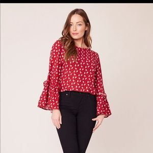 NEW Jack by BB Dakota DRIVE ME DAISY Top